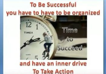 Getting Organized in Your Home Business Key To Success
